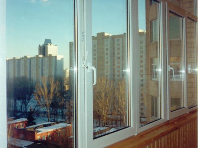 Остекление балконов и лоджий в ставрополе.
